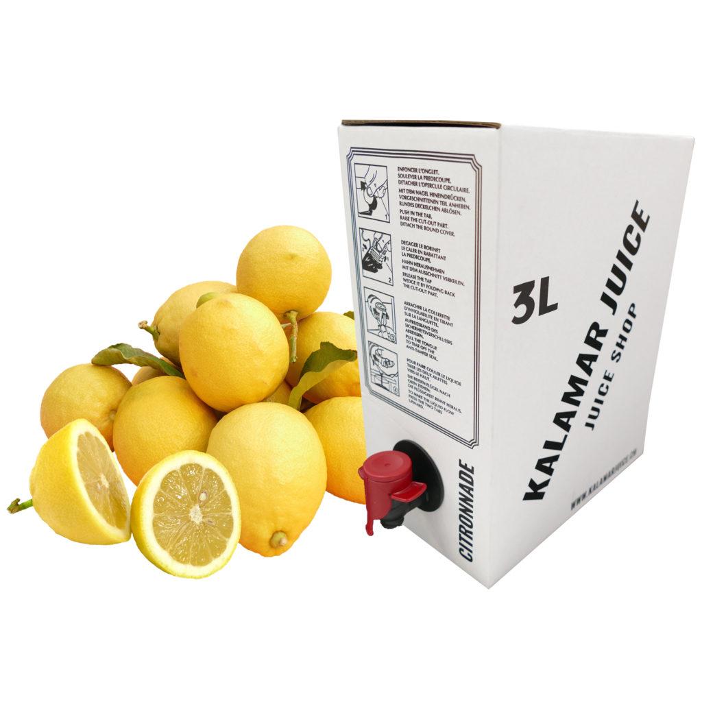Citronnade 3L