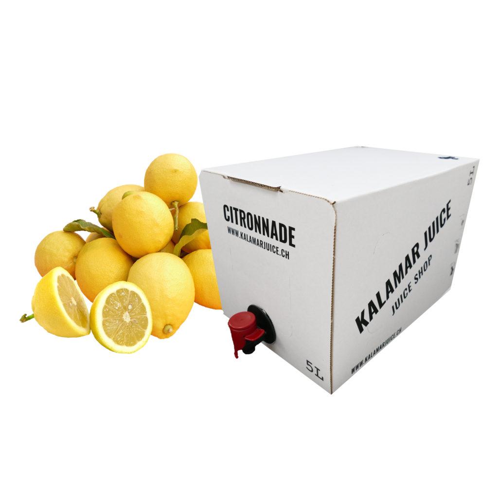 Citronnade 5L